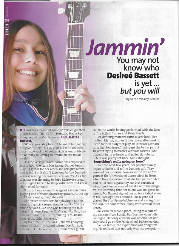 Hartford Magazine 2009 Page 74