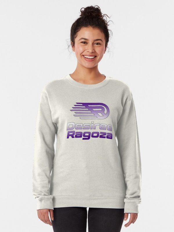 Desiree Ragoza Pullover Sweatshirt